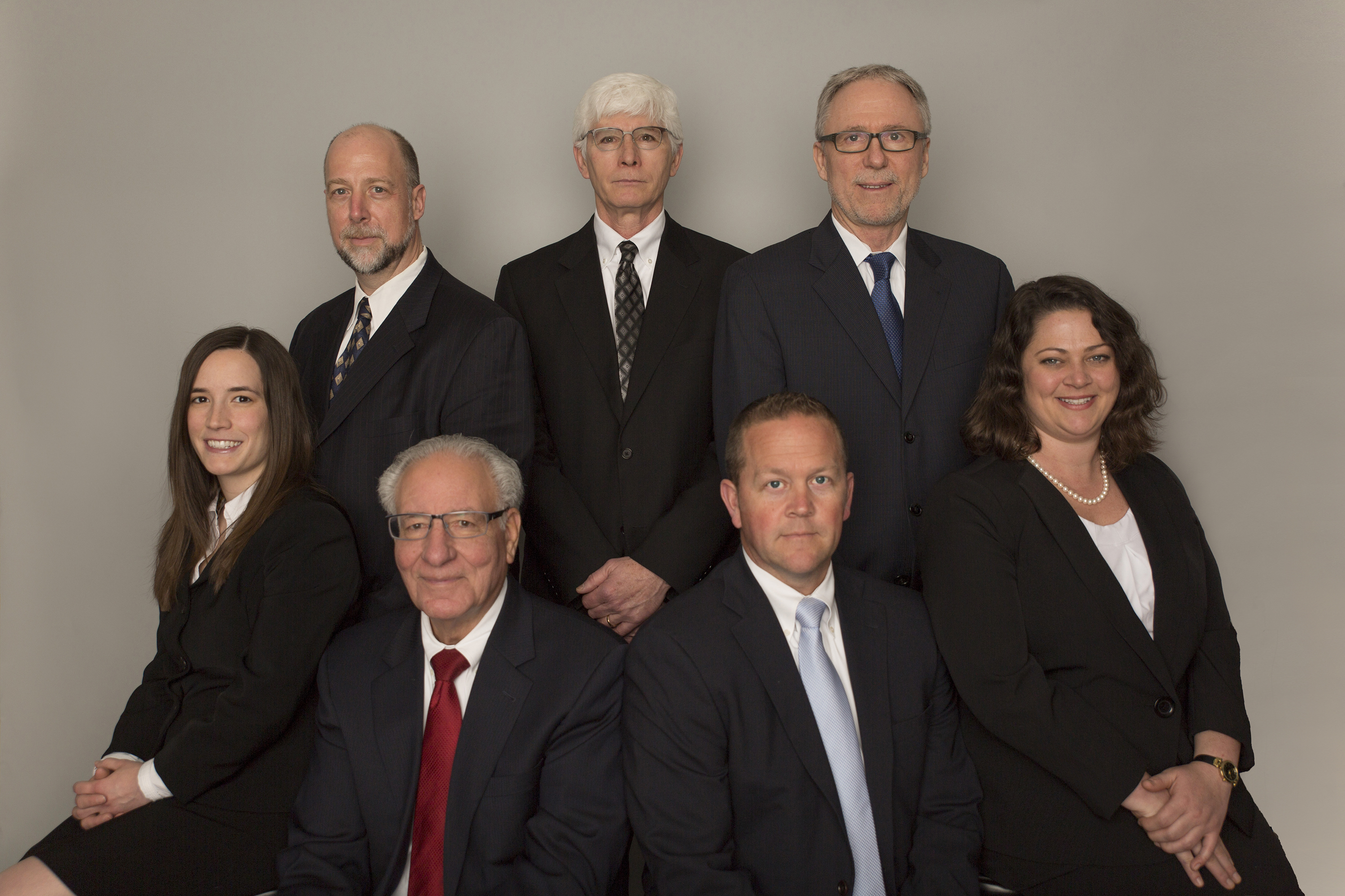 picture of attorneys at Schloemer Law in West Bend